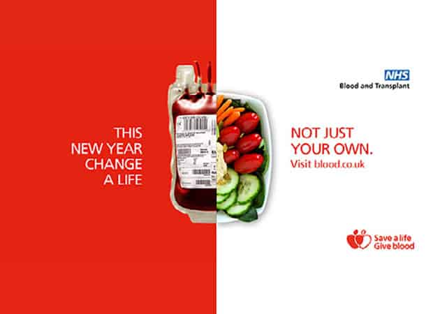 Blood Donation - This year change a life not just your own