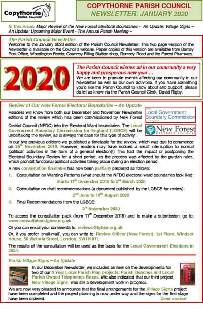 Pcn January 2020